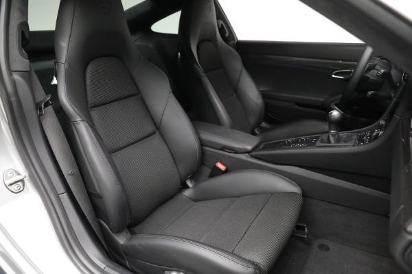 Used 2018 Porsche 911 GT3 Touring for sale $245,900 at Alfa Romeo of Westport in Westport CT 06880 22