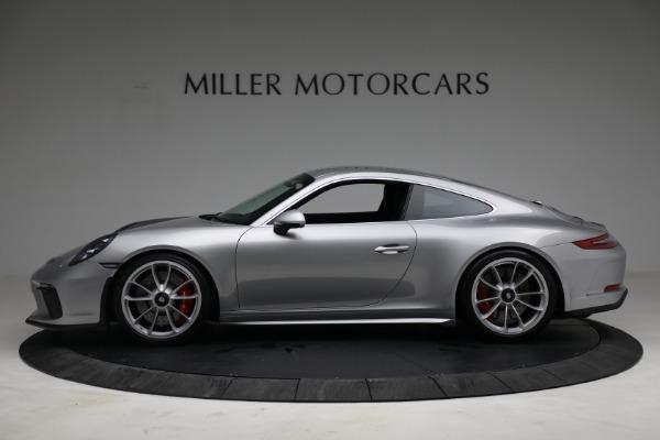 Used 2018 Porsche 911 GT3 Touring for sale $245,900 at Alfa Romeo of Westport in Westport CT 06880 3