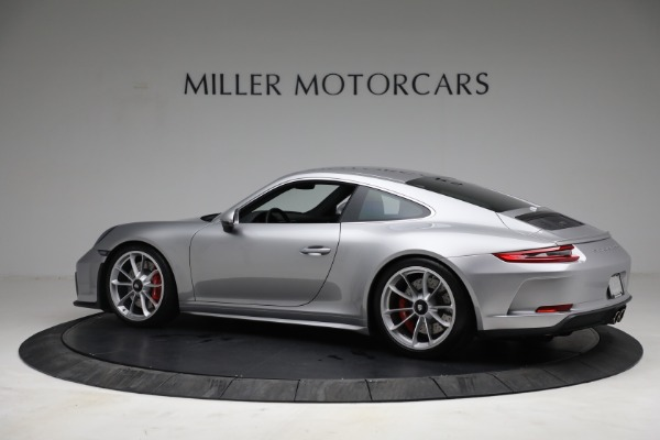 Used 2018 Porsche 911 GT3 Touring for sale $245,900 at Alfa Romeo of Westport in Westport CT 06880 4
