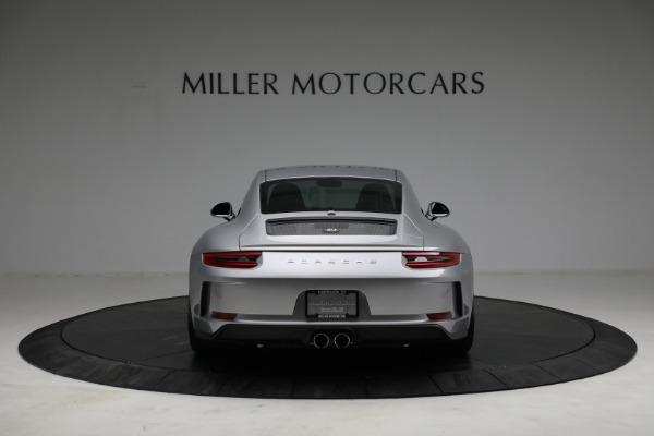 Used 2018 Porsche 911 GT3 Touring for sale $245,900 at Alfa Romeo of Westport in Westport CT 06880 6
