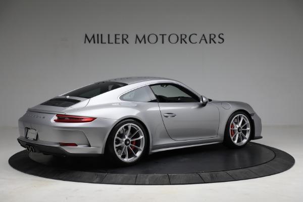 Used 2018 Porsche 911 GT3 Touring for sale $245,900 at Alfa Romeo of Westport in Westport CT 06880 8