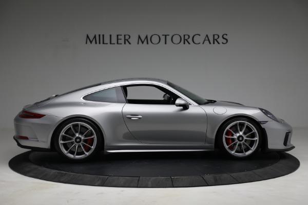Used 2018 Porsche 911 GT3 Touring for sale $245,900 at Alfa Romeo of Westport in Westport CT 06880 9