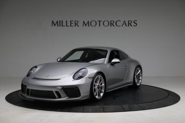 Used 2018 Porsche 911 GT3 Touring for sale $245,900 at Alfa Romeo of Westport in Westport CT 06880 1