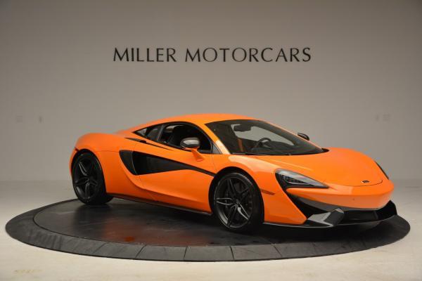 Used 2016 McLaren 570S for sale Sold at Alfa Romeo of Westport in Westport CT 06880 10