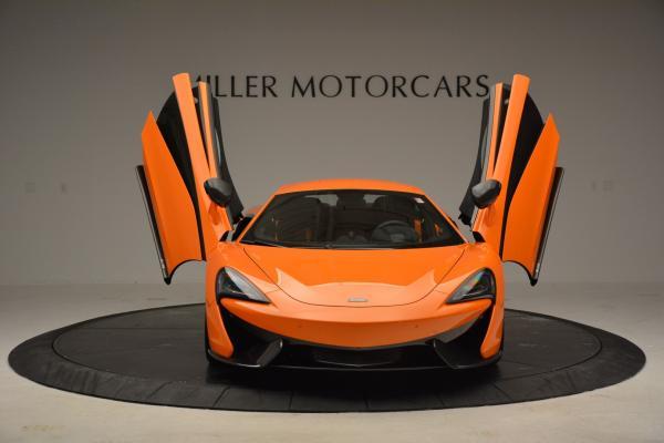 Used 2016 McLaren 570S for sale Sold at Alfa Romeo of Westport in Westport CT 06880 13