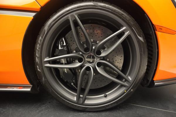 Used 2016 McLaren 570S for sale Sold at Alfa Romeo of Westport in Westport CT 06880 20