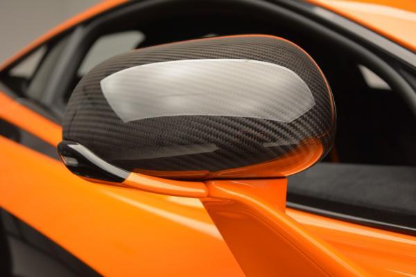Used 2016 McLaren 570S for sale Sold at Alfa Romeo of Westport in Westport CT 06880 21