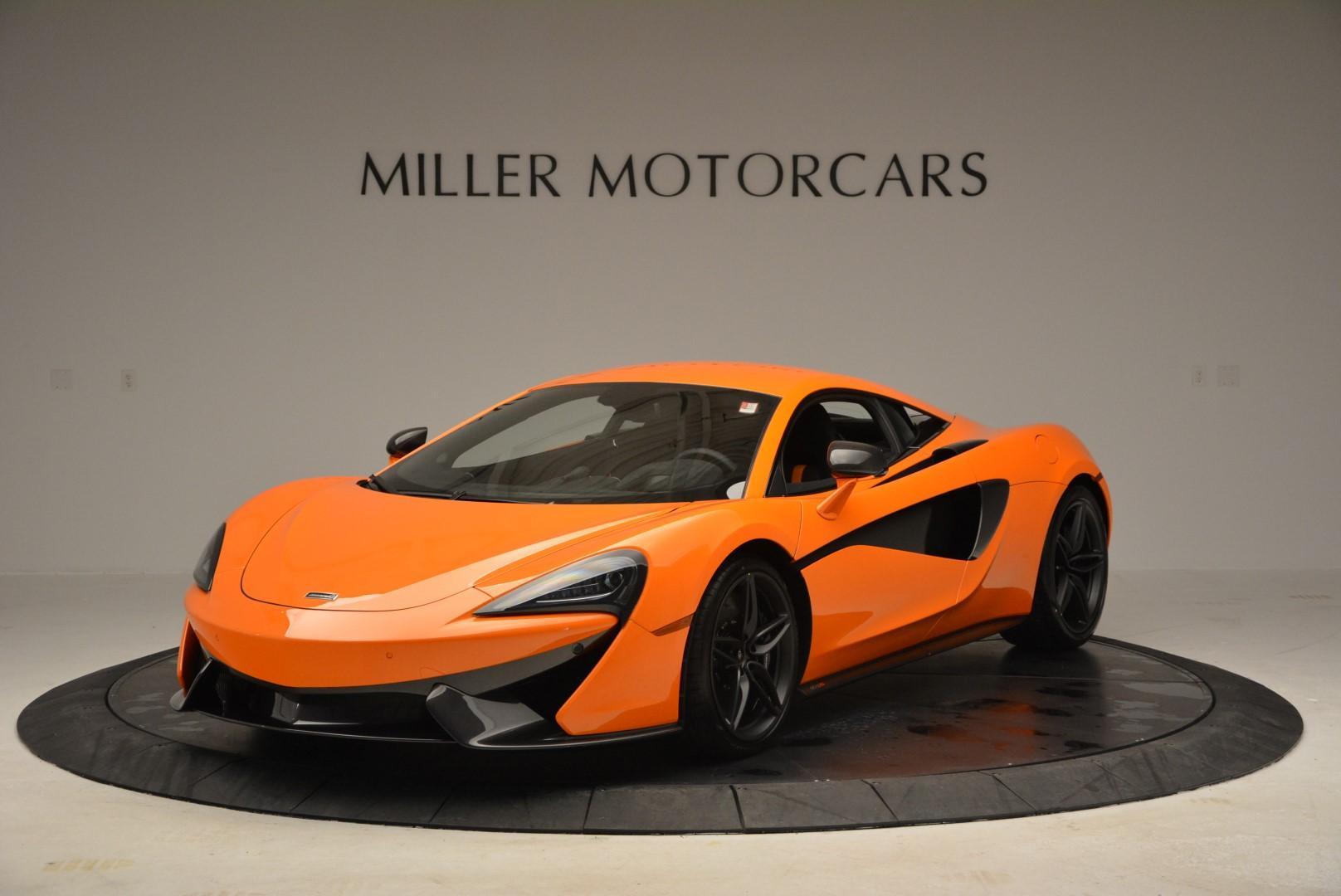Used 2016 McLaren 570S for sale Sold at Alfa Romeo of Westport in Westport CT 06880 1