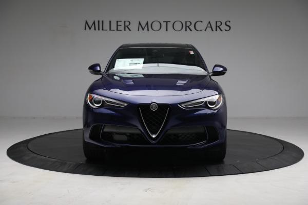 New 2021 Alfa Romeo Stelvio Quadrifoglio for sale $88,550 at Alfa Romeo of Westport in Westport CT 06880 11