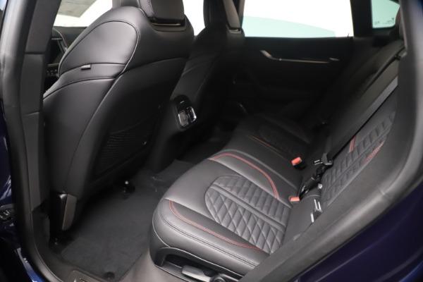 New 2021 Maserati Levante GranSport for sale Call for price at Alfa Romeo of Westport in Westport CT 06880 16