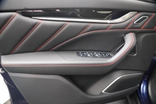 New 2021 Maserati Levante GranSport for sale Call for price at Alfa Romeo of Westport in Westport CT 06880 17