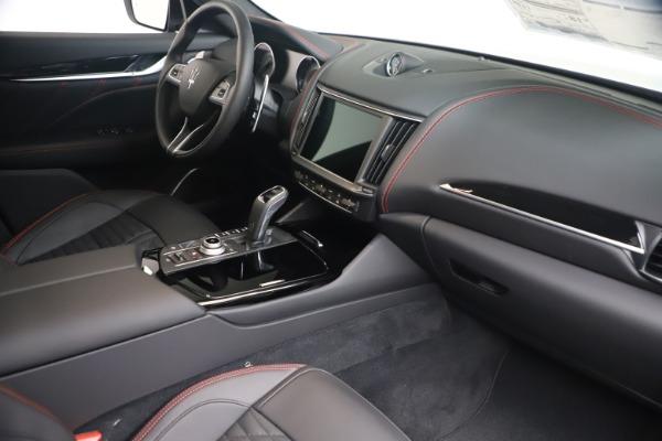 New 2021 Maserati Levante GranSport for sale Call for price at Alfa Romeo of Westport in Westport CT 06880 18