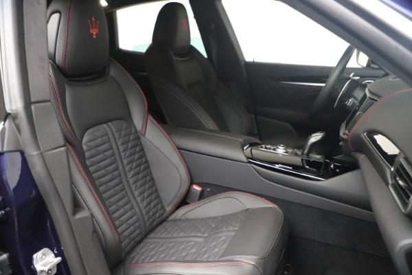 New 2021 Maserati Levante GranSport for sale Call for price at Alfa Romeo of Westport in Westport CT 06880 20