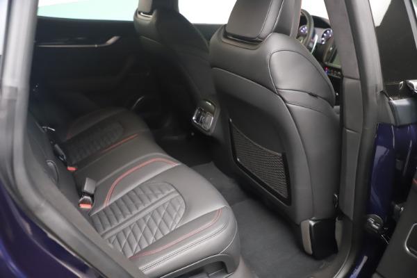 New 2021 Maserati Levante GranSport for sale Call for price at Alfa Romeo of Westport in Westport CT 06880 21