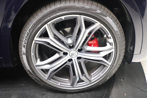 New 2021 Maserati Levante GranSport for sale Call for price at Alfa Romeo of Westport in Westport CT 06880 22