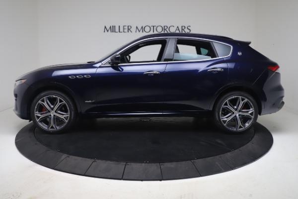 New 2021 Maserati Levante GranSport for sale Call for price at Alfa Romeo of Westport in Westport CT 06880 3