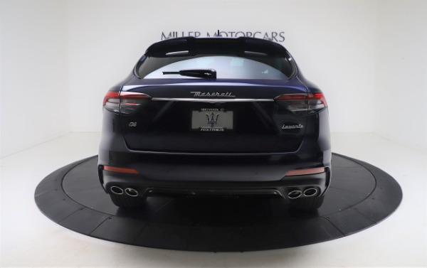 New 2021 Maserati Levante GranSport for sale Call for price at Alfa Romeo of Westport in Westport CT 06880 6