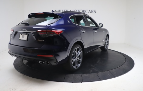 New 2021 Maserati Levante GranSport for sale Call for price at Alfa Romeo of Westport in Westport CT 06880 7