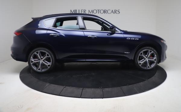 New 2021 Maserati Levante GranSport for sale Call for price at Alfa Romeo of Westport in Westport CT 06880 9