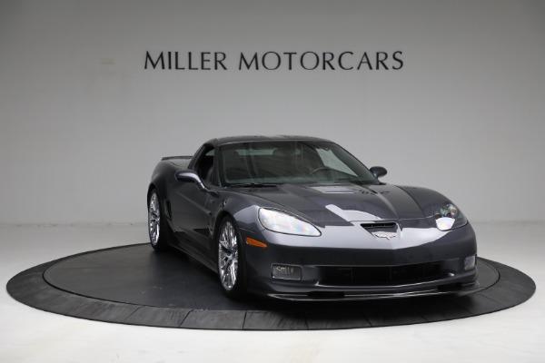 Used 2010 Chevrolet Corvette ZR1 for sale Sold at Alfa Romeo of Westport in Westport CT 06880 11