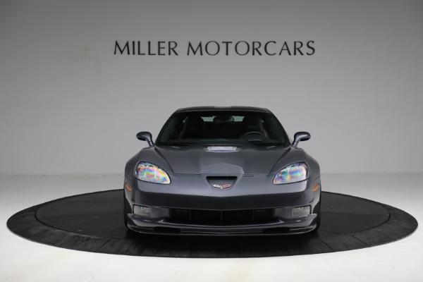 Used 2010 Chevrolet Corvette ZR1 for sale Sold at Alfa Romeo of Westport in Westport CT 06880 12