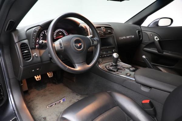 Used 2010 Chevrolet Corvette ZR1 for sale Sold at Alfa Romeo of Westport in Westport CT 06880 13
