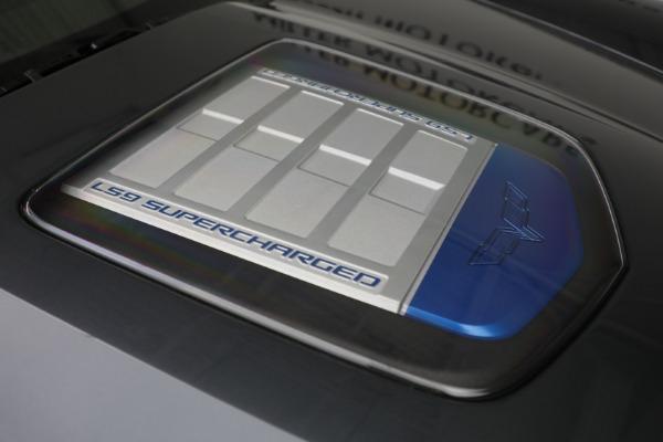 Used 2010 Chevrolet Corvette ZR1 for sale Sold at Alfa Romeo of Westport in Westport CT 06880 20