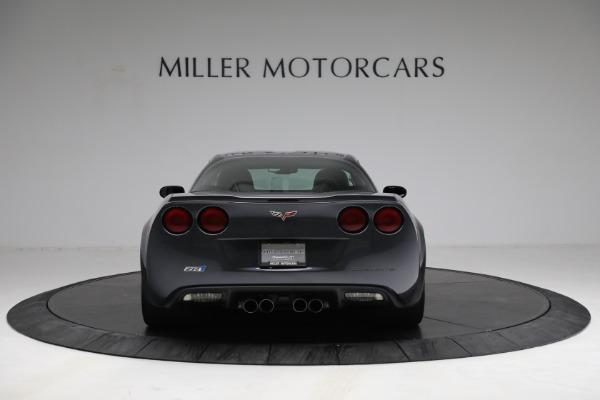 Used 2010 Chevrolet Corvette ZR1 for sale Sold at Alfa Romeo of Westport in Westport CT 06880 6