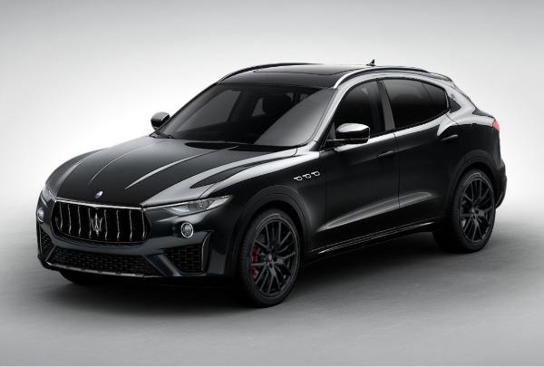 New 2021 Maserati Levante for sale Sold at Alfa Romeo of Westport in Westport CT 06880 1