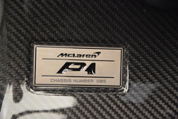 Used 2014 McLaren P1 Coupe for sale Call for price at Alfa Romeo of Westport in Westport CT 06880 19