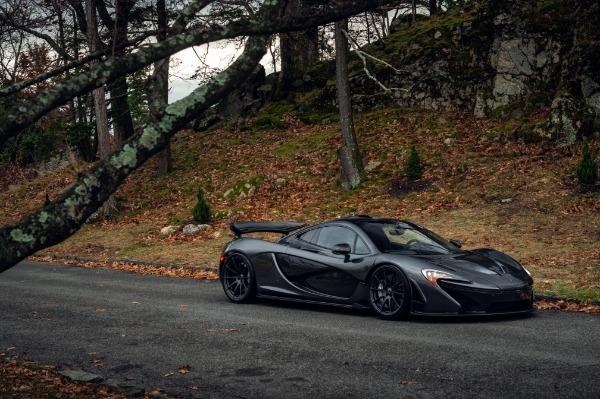 Used 2014 McLaren P1 for sale Call for price at Alfa Romeo of Westport in Westport CT 06880 22