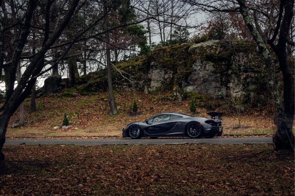 Used 2014 McLaren P1 for sale Call for price at Alfa Romeo of Westport in Westport CT 06880 23