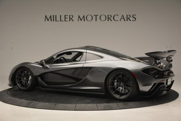 Used 2014 McLaren P1 Coupe for sale Call for price at Alfa Romeo of Westport in Westport CT 06880 4