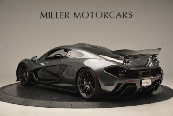 Used 2014 McLaren P1 for sale Call for price at Alfa Romeo of Westport in Westport CT 06880 5