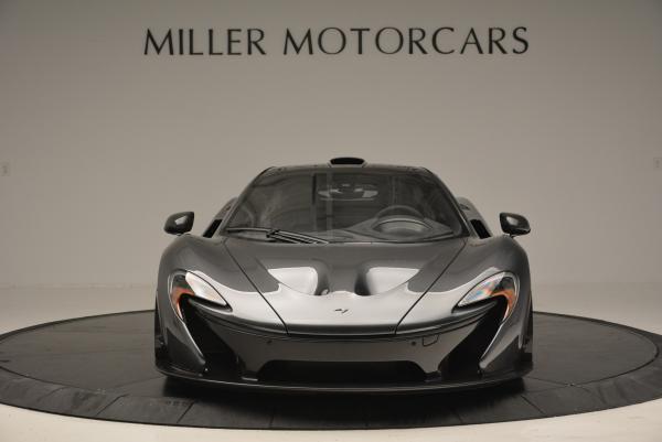Used 2014 McLaren P1 Coupe for sale Call for price at Alfa Romeo of Westport in Westport CT 06880 7