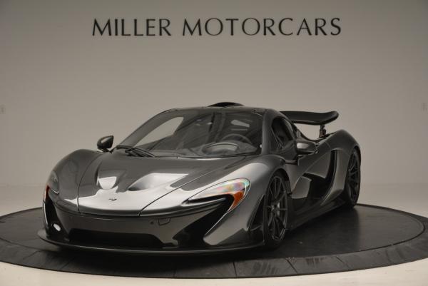 Used 2014 McLaren P1 Coupe for sale Call for price at Alfa Romeo of Westport in Westport CT 06880 1