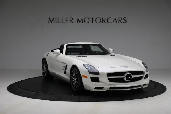 Used 2012 Mercedes-Benz SLS AMG for sale $159,900 at Alfa Romeo of Westport in Westport CT 06880 10