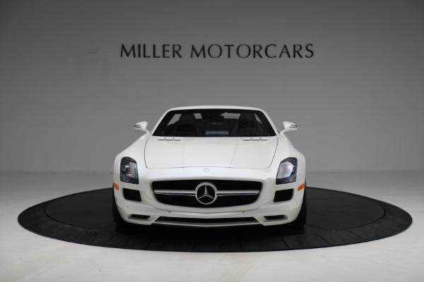 Used 2012 Mercedes-Benz SLS AMG for sale $159,900 at Alfa Romeo of Westport in Westport CT 06880 11
