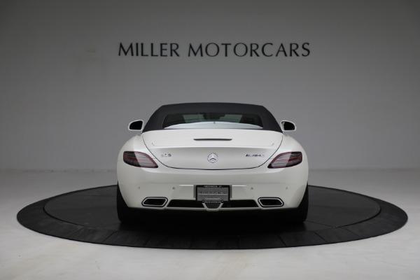 Used 2012 Mercedes-Benz SLS AMG for sale $159,900 at Alfa Romeo of Westport in Westport CT 06880 13