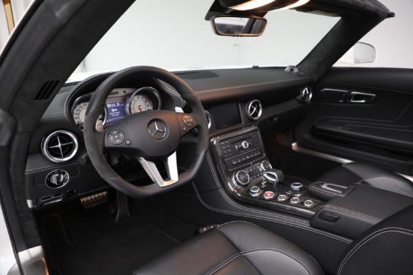 Used 2012 Mercedes-Benz SLS AMG for sale $159,900 at Alfa Romeo of Westport in Westport CT 06880 15