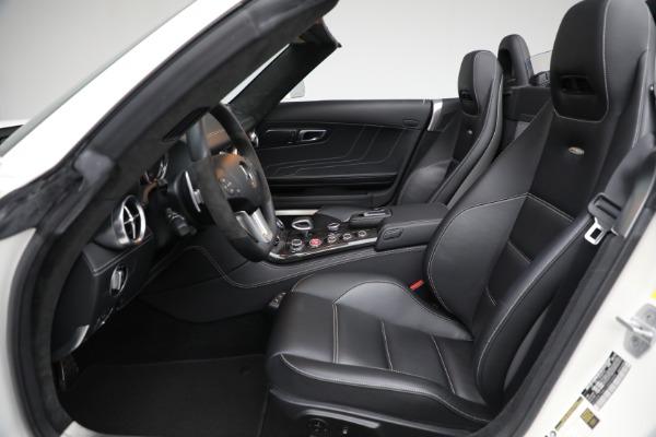 Used 2012 Mercedes-Benz SLS AMG for sale $159,900 at Alfa Romeo of Westport in Westport CT 06880 16