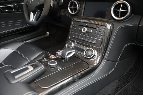 Used 2012 Mercedes-Benz SLS AMG for sale $159,900 at Alfa Romeo of Westport in Westport CT 06880 21