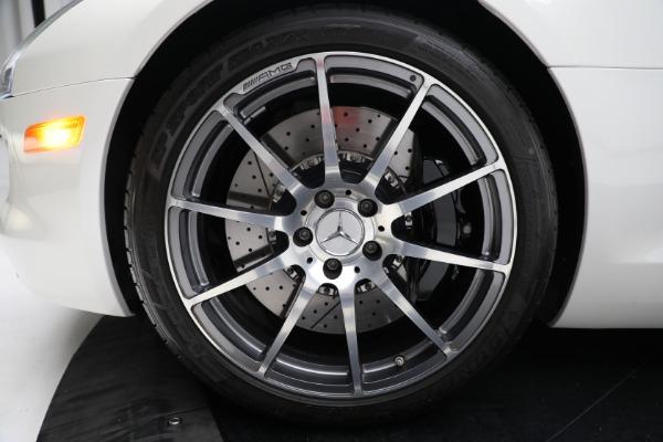 Used 2012 Mercedes-Benz SLS AMG for sale $159,900 at Alfa Romeo of Westport in Westport CT 06880 23