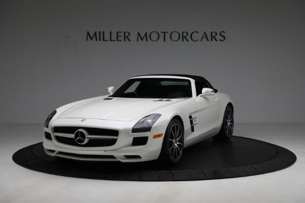 Used 2012 Mercedes-Benz SLS AMG for sale $159,900 at Alfa Romeo of Westport in Westport CT 06880 3