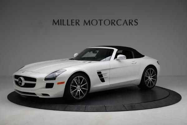 Used 2012 Mercedes-Benz SLS AMG for sale $159,900 at Alfa Romeo of Westport in Westport CT 06880 4
