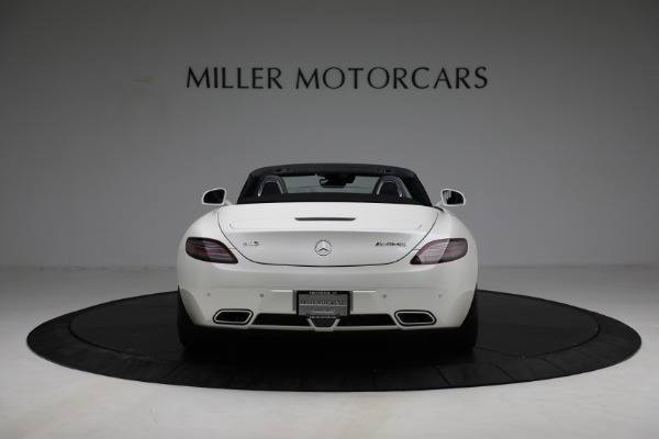 Used 2012 Mercedes-Benz SLS AMG for sale $159,900 at Alfa Romeo of Westport in Westport CT 06880 6