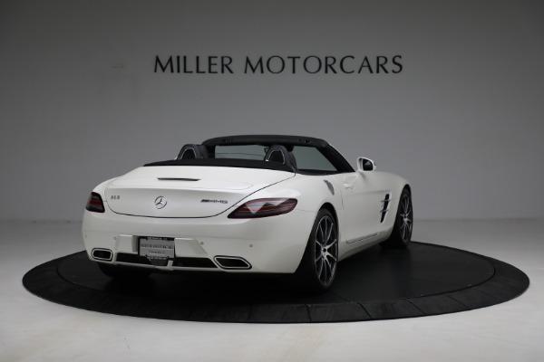 Used 2012 Mercedes-Benz SLS AMG for sale $159,900 at Alfa Romeo of Westport in Westport CT 06880 7