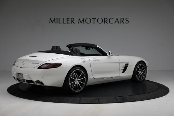 Used 2012 Mercedes-Benz SLS AMG for sale $159,900 at Alfa Romeo of Westport in Westport CT 06880 8