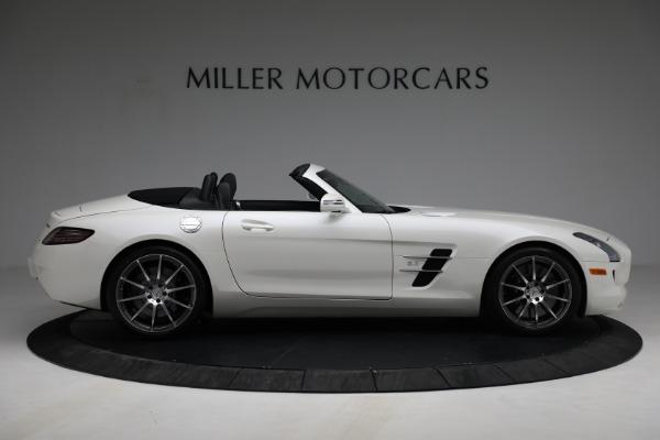 Used 2012 Mercedes-Benz SLS AMG for sale $159,900 at Alfa Romeo of Westport in Westport CT 06880 9