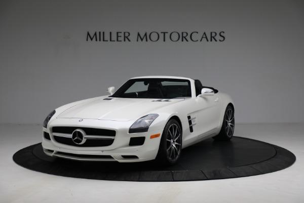 Used 2012 Mercedes-Benz SLS AMG for sale $159,900 at Alfa Romeo of Westport in Westport CT 06880 1